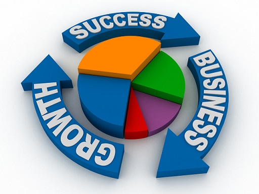 business growth success