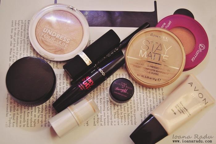 _DSC0092 leapsa produse cosmetice ioanaradu Avon, Rimmel London, MUA, Barry M, Flormar