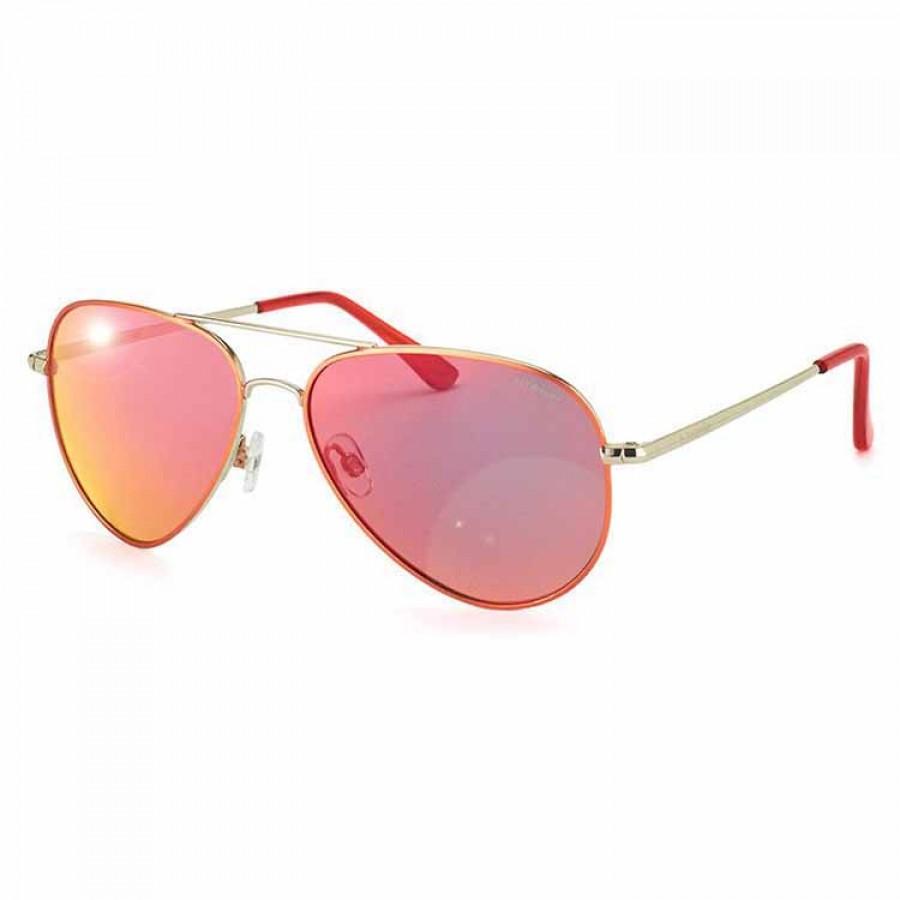 ochelari de soare Polaroid roz