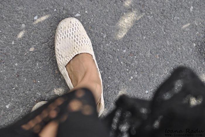 10 OOTD all black espadrile Monti Shoes