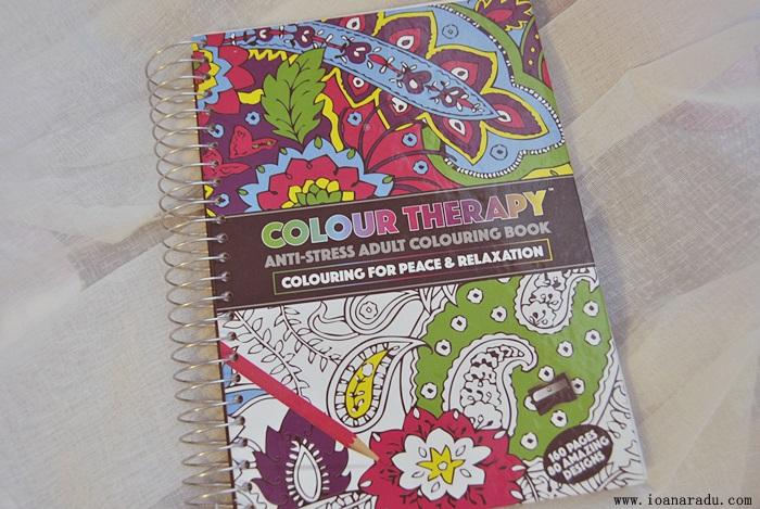 Colour Therapy (varianta cu arcuri)