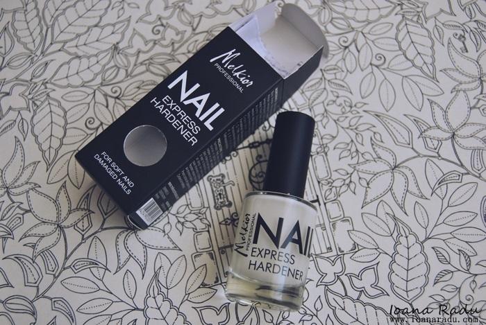 Nail Express Hardener Melkior Professional 04