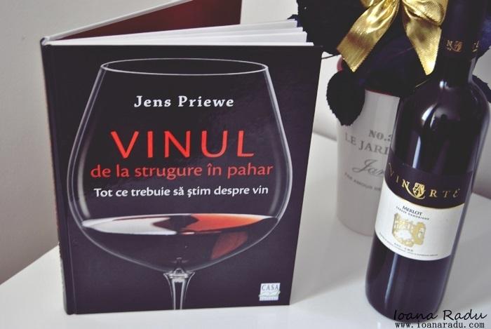 vinul de la strugure in pahar edituracasa 06