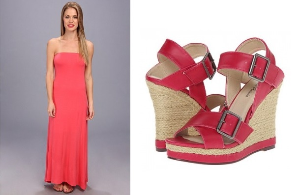 outfit-coral