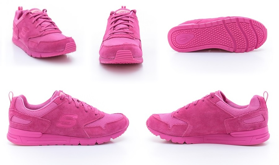 pantofi-sport-skechers-roz