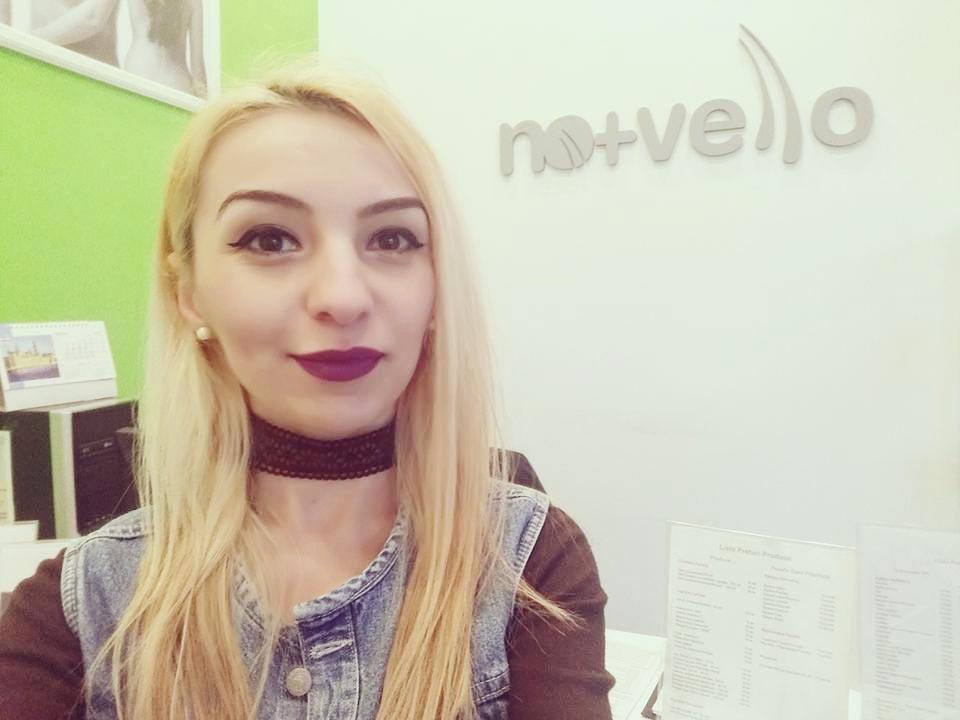 Ioana Radu Nomasvello AFI Palace Cotroceni a doua sedinta de epilare definitiva