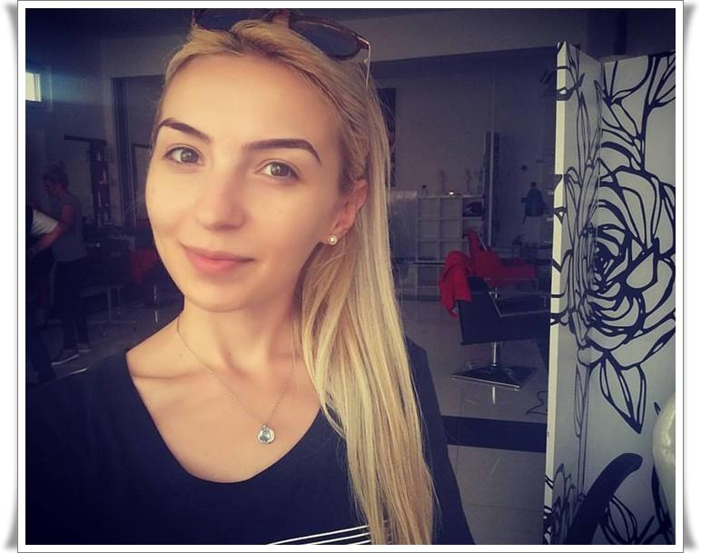 Ioana Radu @ Ella's Salon Pucioasa