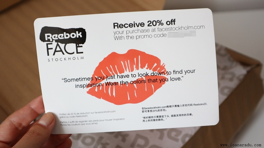 FACE Stockholm discount love it