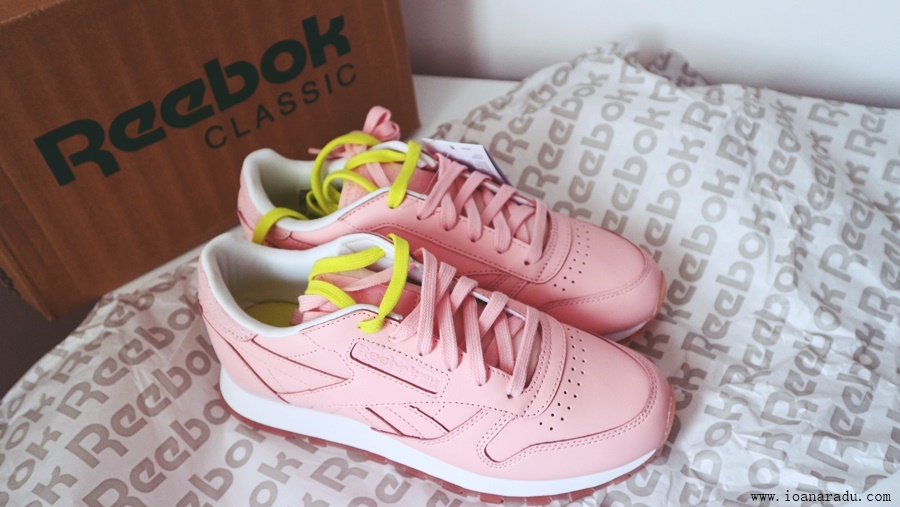 Reebok Classic Leather FACE Stockholm unboxing foto5 incaltaminte BROXO
