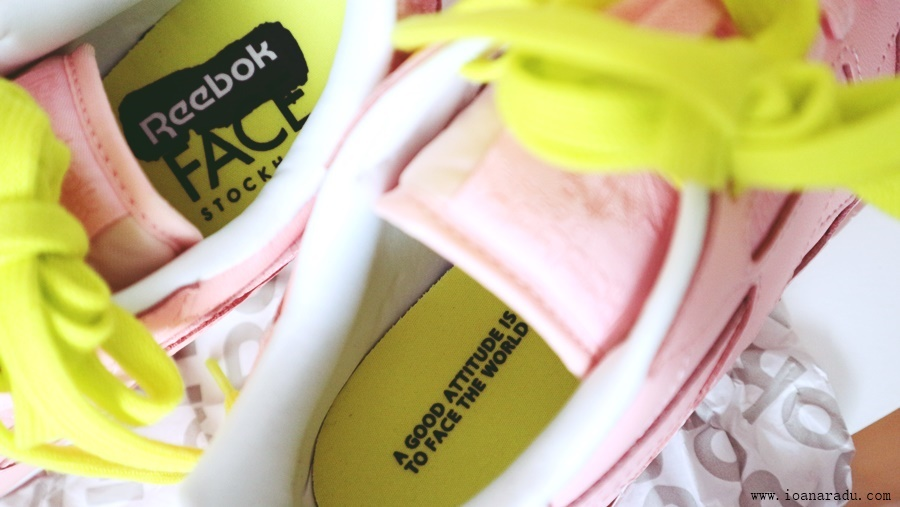 Reebok Classic Leather FACE Stockholm unboxing foto8 incaltaminte BROXO
