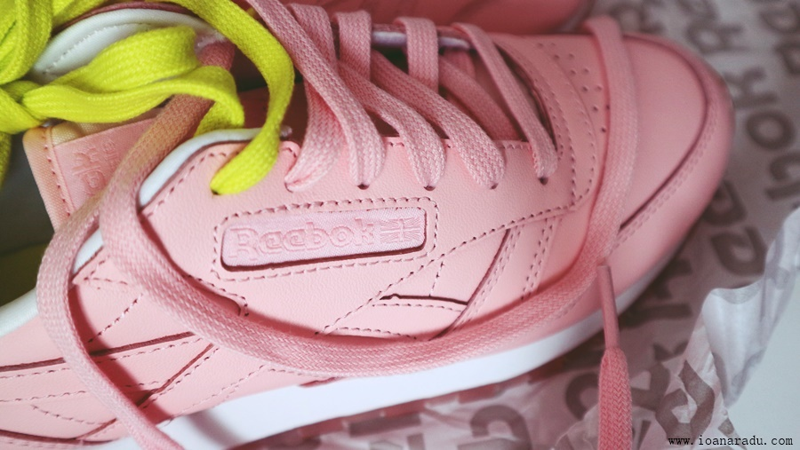 Reebok Classic Leather FACE Stockholm unboxing foto9