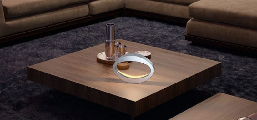 lampa de masa cu LED integrat