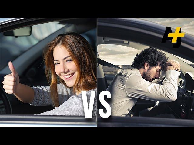 2 studiu femei vs barbati la volan