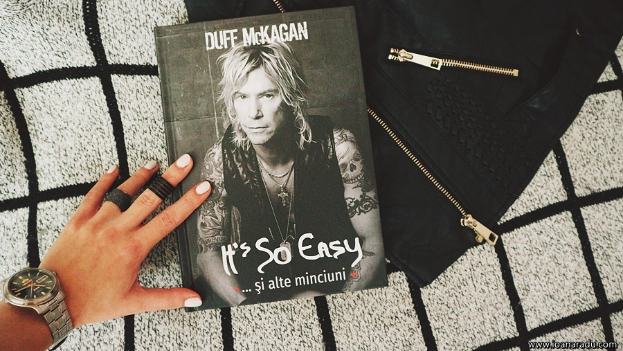 It's so easy... și alte minciuni - roman autobiografic Duff McKagan (GNR)