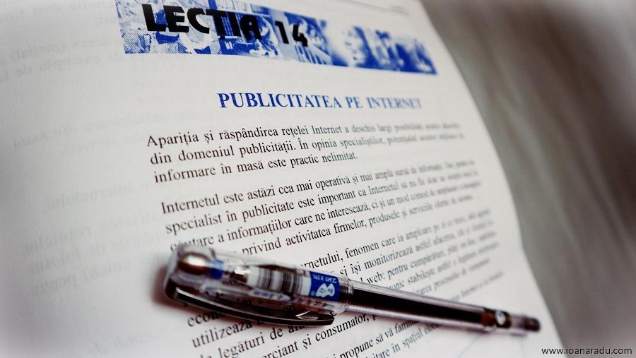 Publicitatea pe internet - cursul de Publicitate - Eurocor