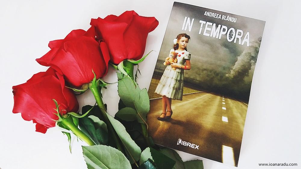 In Tempora roman de Andreea Blandu