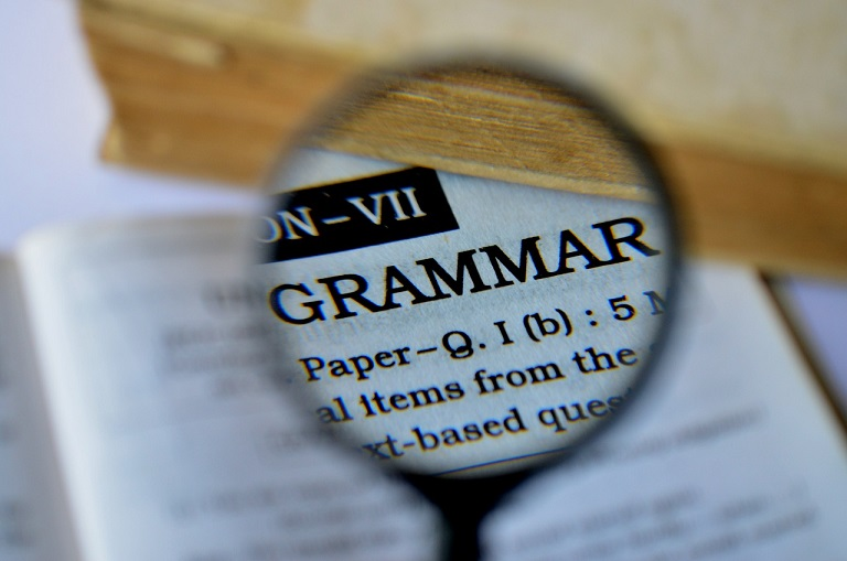 meseria de grammar nazi