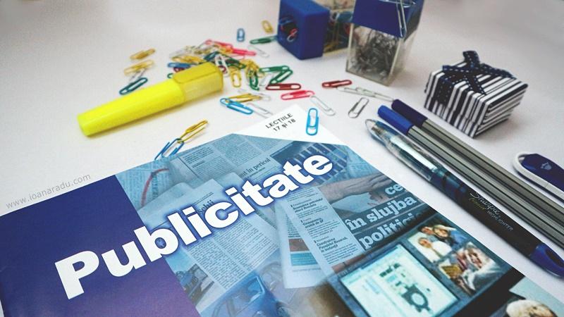 curs Publicitate Eurocor lectiile 17 si 18