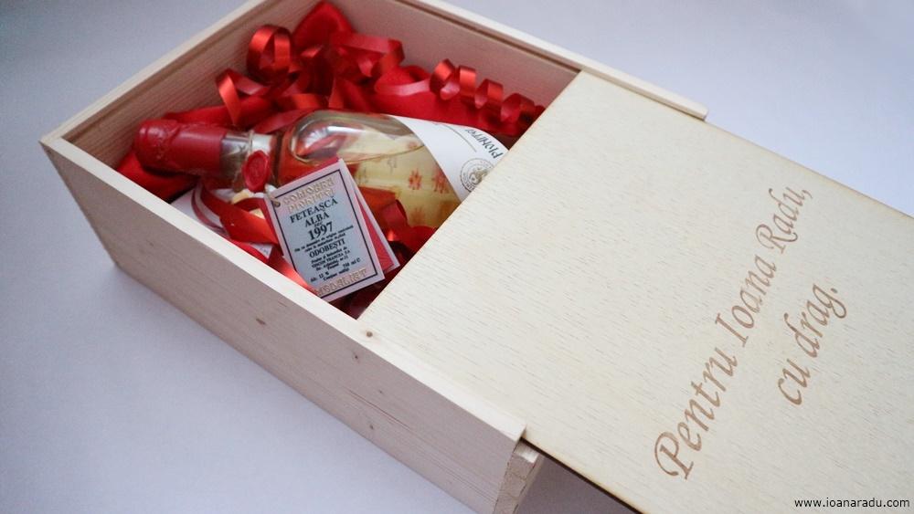 cutie cadou personalizat CadoZ foto4