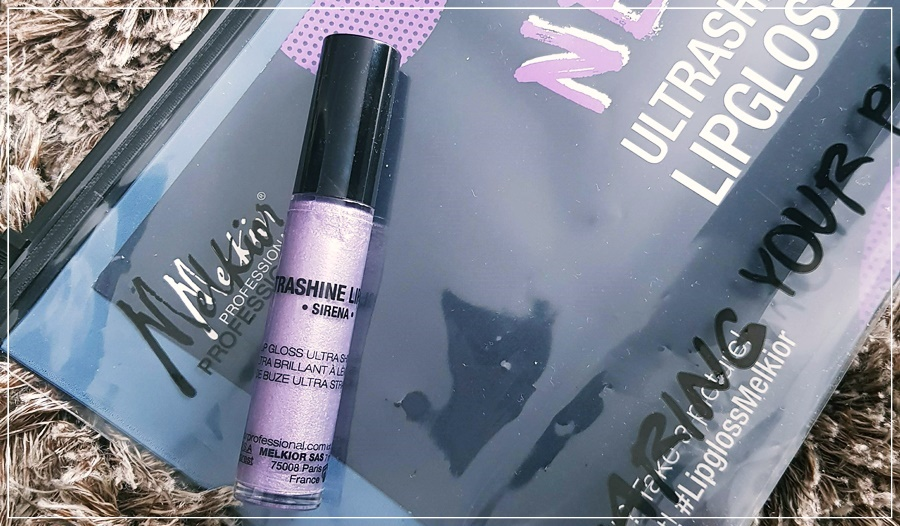Ultrashine Lipgloss Sirena Melkior Professional foto3