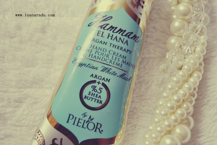 crema de maini Hammam Egyptian White Musk by Pielor