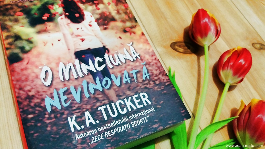 recenzie roman O minciuna nevinovata de K A Tucker