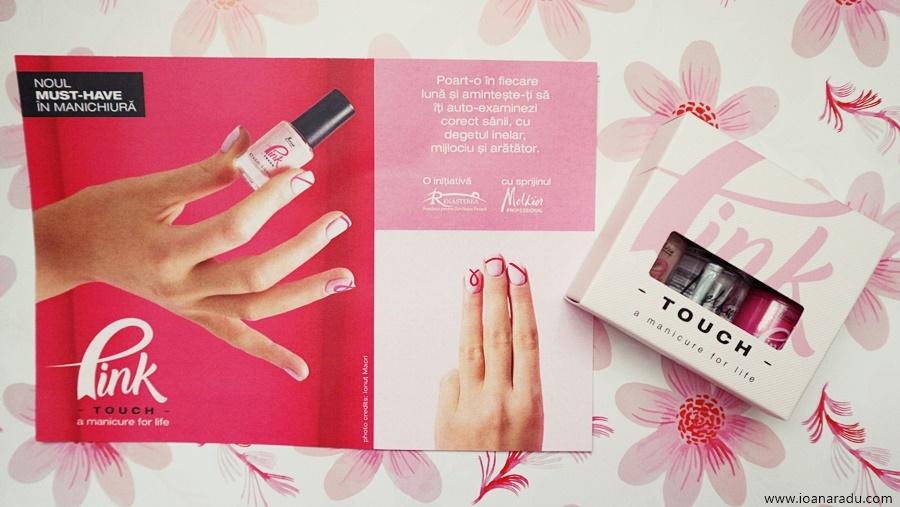 kit-ul Pink Touch de la Melkior foto1