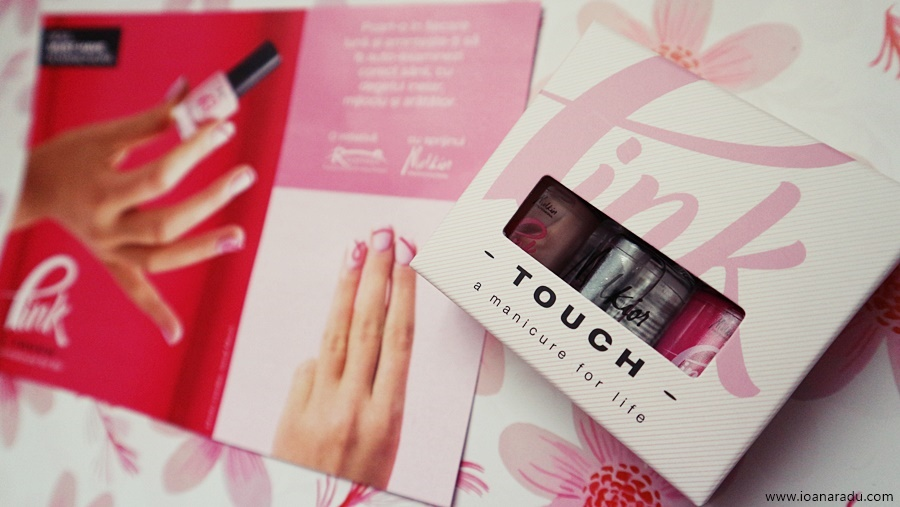 kit-ul Pink Touch de la Melkior foto2