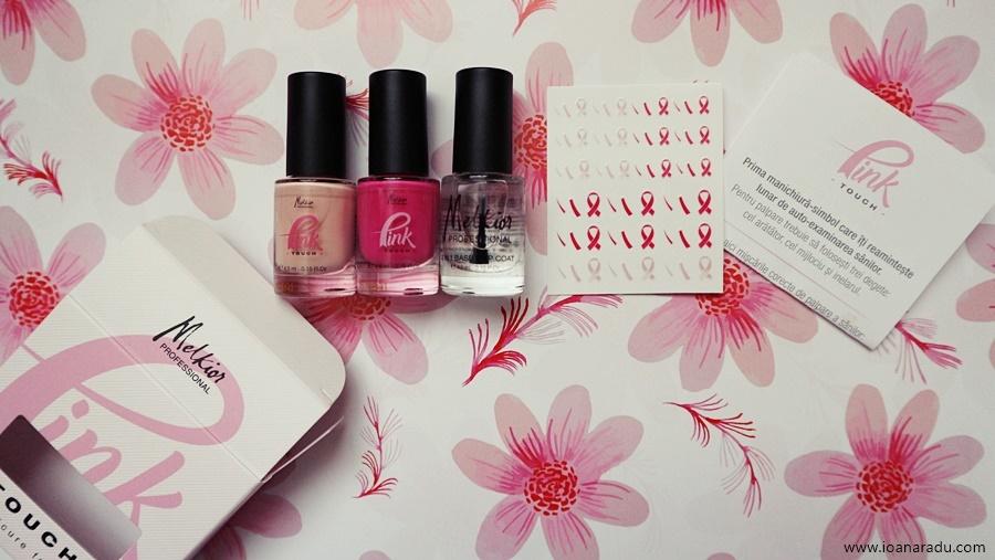 kit-ul Pink Touch de la Melkior foto4