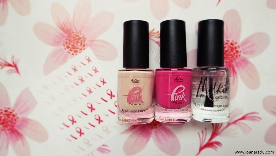 kit-ul Pink Touch de la Melkior foto5