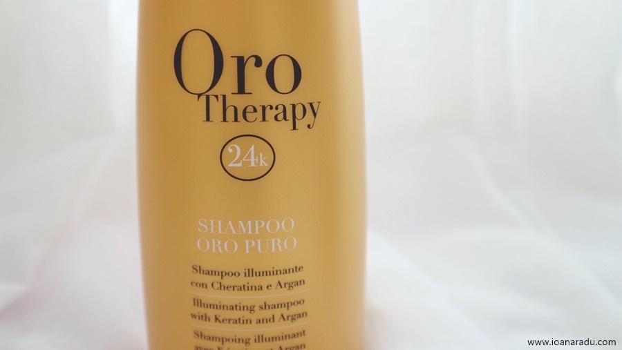 sampon restructurant Oro Therapy 24k foto1