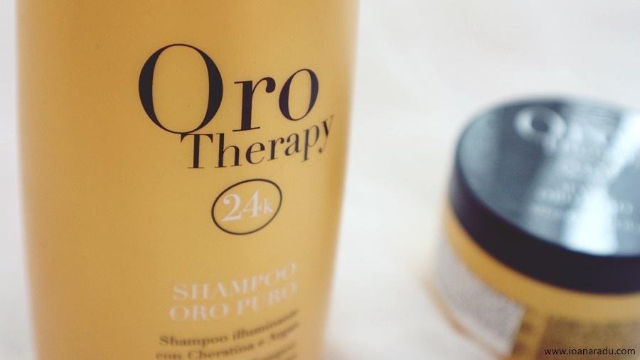 sampon restructurant Oro Therapy 24k foto3