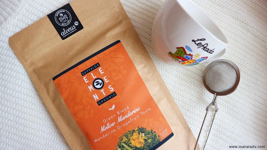 Ceai Mellow Mandarine Organic