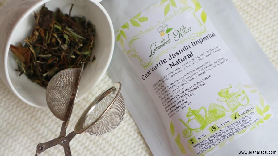 Ceai verde Jasmin Imperial – Natural