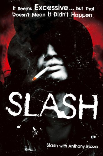 Slash - the autobiography