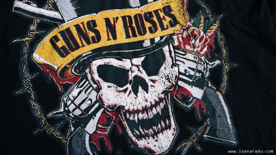 tricou Guns N Roses