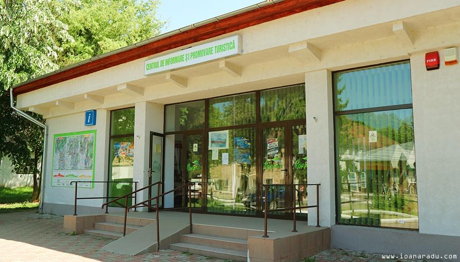 Centrul Național de Informare și Promovare Turistică Pucioasa