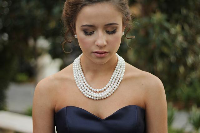 coliere perle