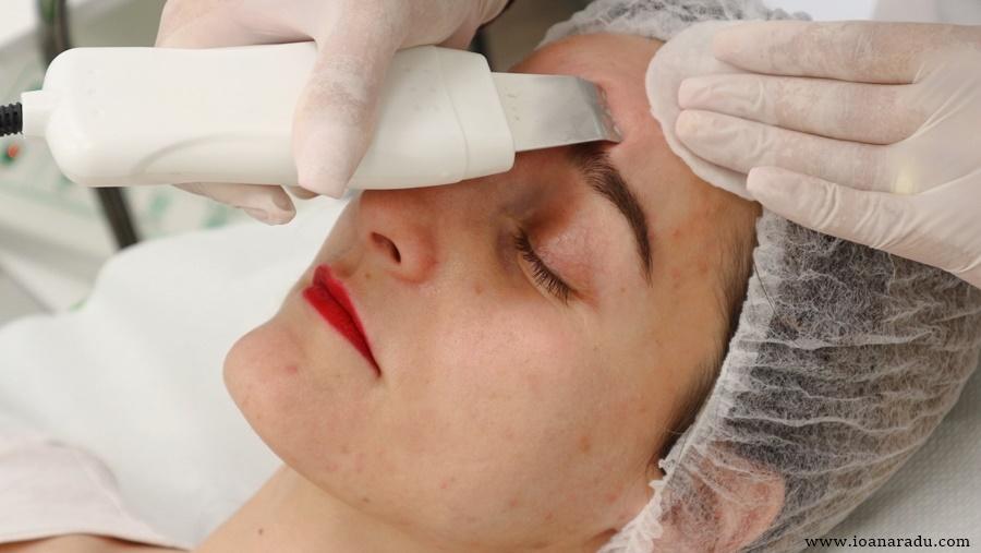 curatare faciala ProSkin