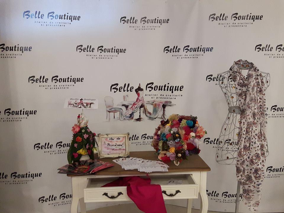 Belle Boutique atelier croitorie Targoviste micro 3