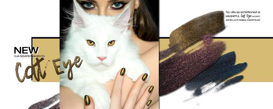 oja semipermanenta Cat Eye Melkior