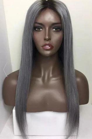 peruca gri