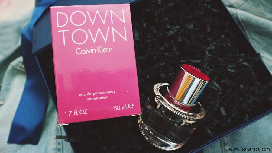 EDP Calvin Klein Downtown