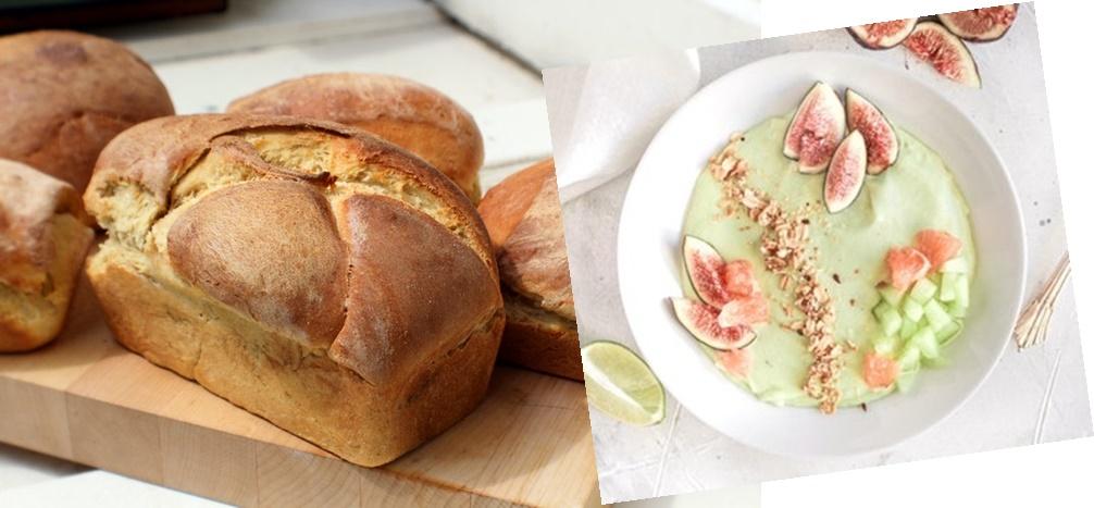 paine de casa si supa crema
