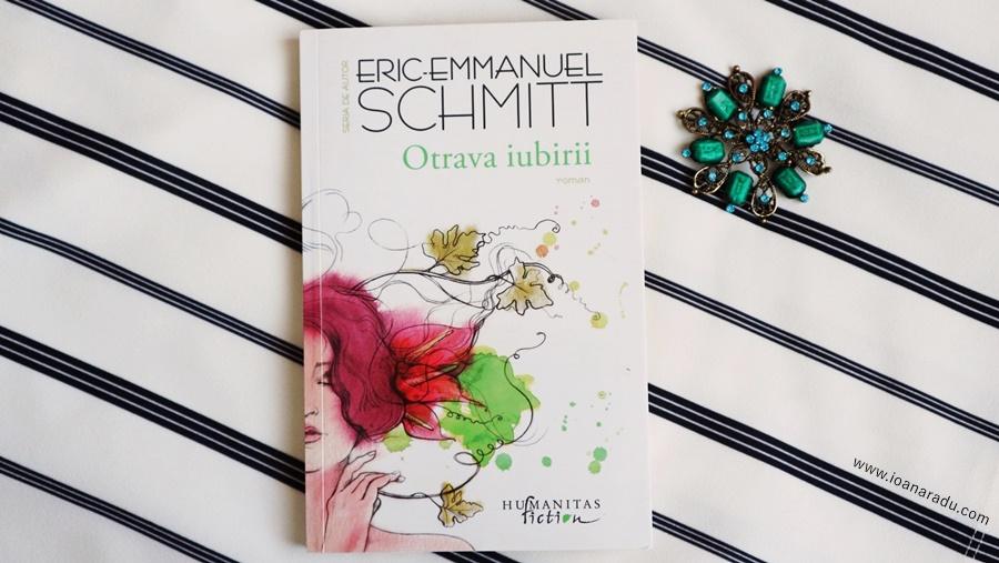Otrava iubirii, de Eric-Emmanuel Schmitt (recenzie)