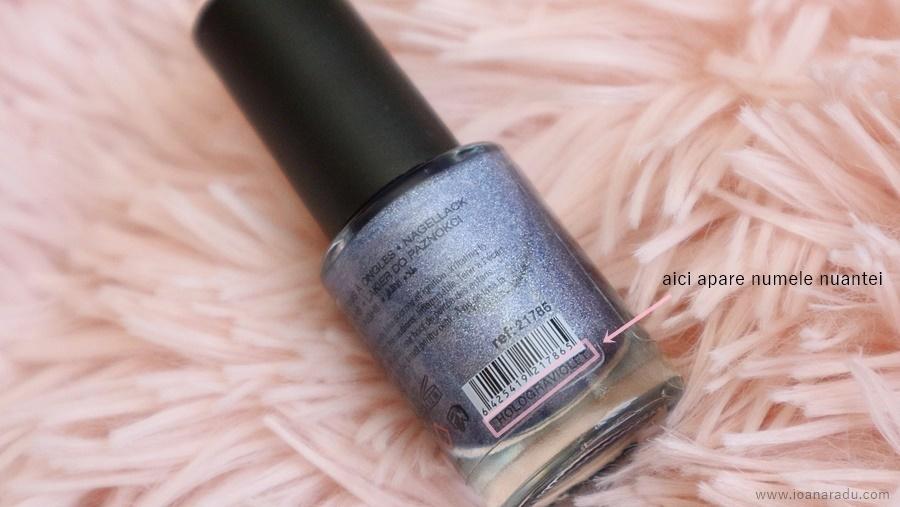 Holograviolet - Holo Nails by Melkior