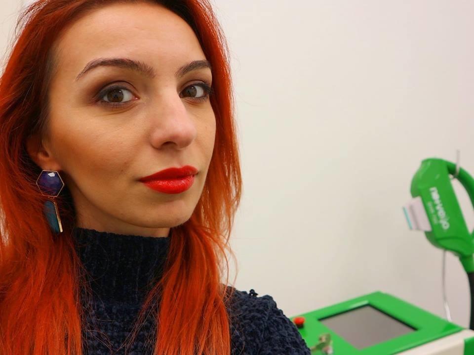 Ioana Radu - tratamente faciale la Nomasvello AFI Cotroceni