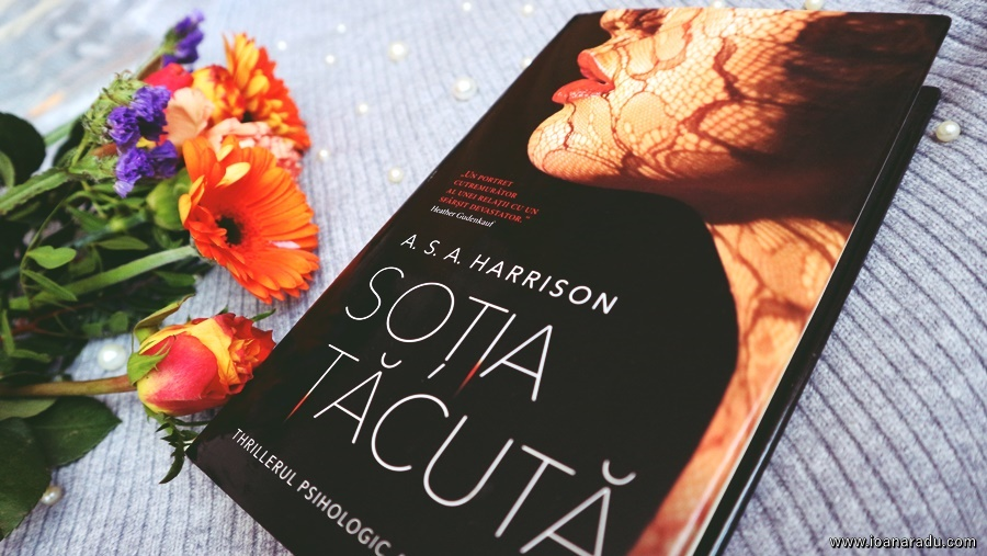 Soția tăcută, roman de A.S.A. Harrison