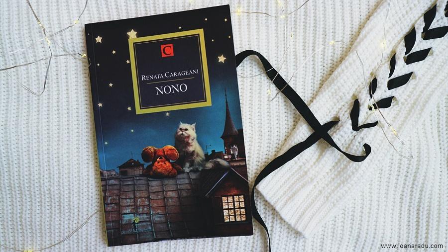 Nono - roman de Renata Carageani