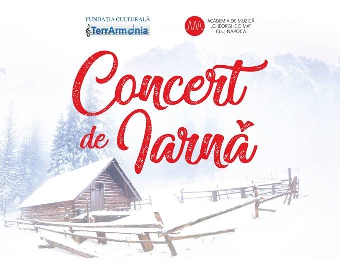 Concert de iarnă - 5 decembrie 2018